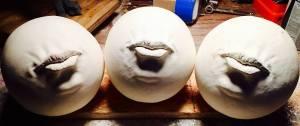 lip sculpturs