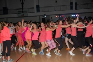 dance for claire