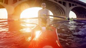 zephan rowing