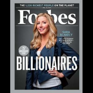 sara on forbes