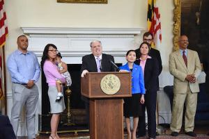 Gov. Hogan Announces Cancer Diagnosis