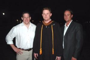 Jason, Shawn & Brian