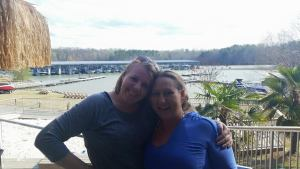 Rochelle and Taraina