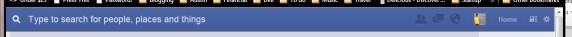 facebook socialgraph bar