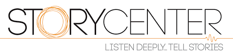 StoryCenter logo: Listen Deeply, Tell Stories