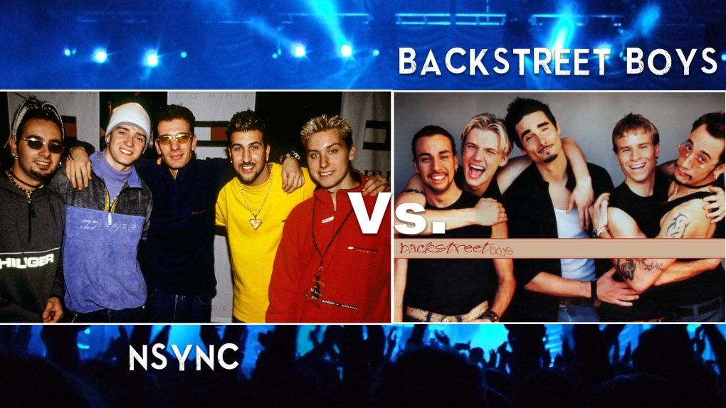 Backstreet Boys or NSYNC? Who Was The Best?