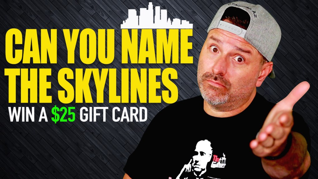 SKYLINE TRIVIA VIDEO; WIN WITH KID CORONA