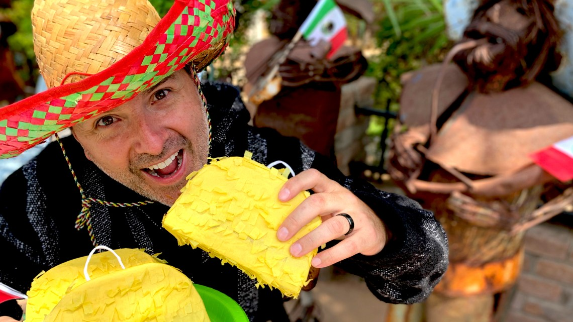 ABOUT ME - TACO EATING