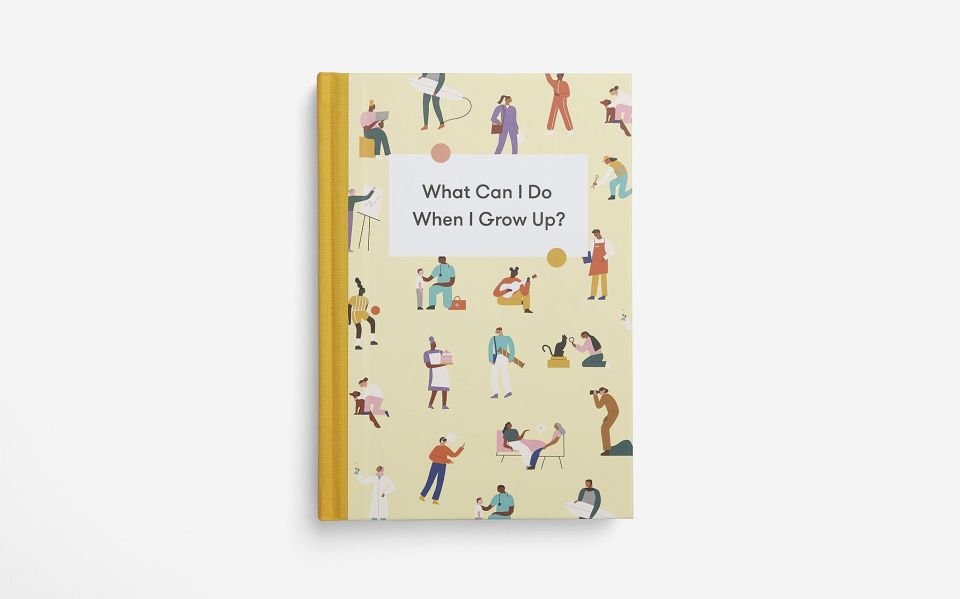 cover of book What Can I Do When I Grow Up