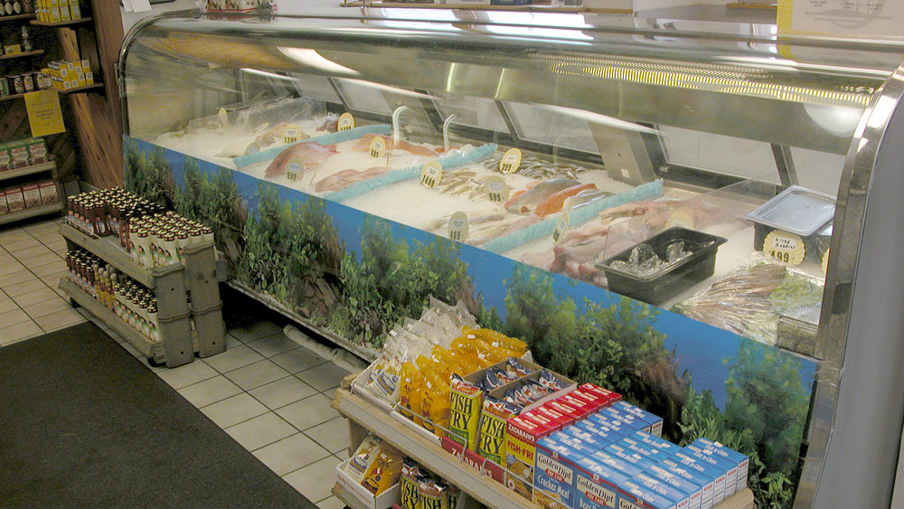 Houmann's Fish and seafood, Racine, Wisconsin