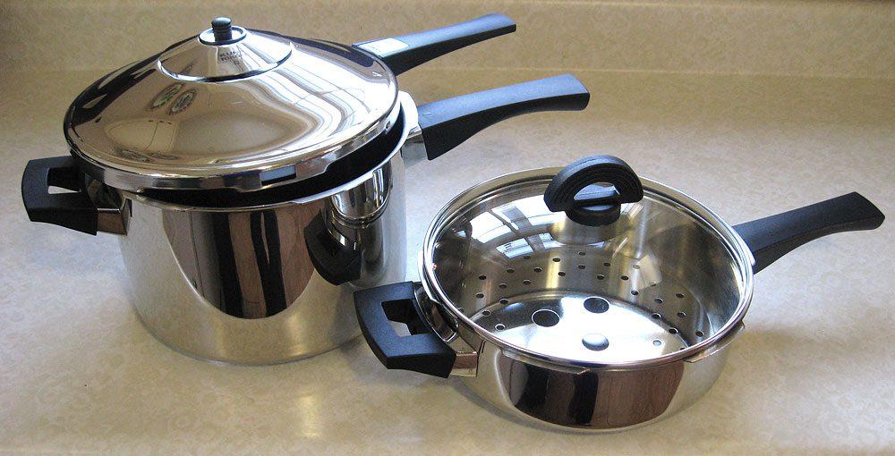 Pressure cookers: Kuhn Rikon Duromatic Duo