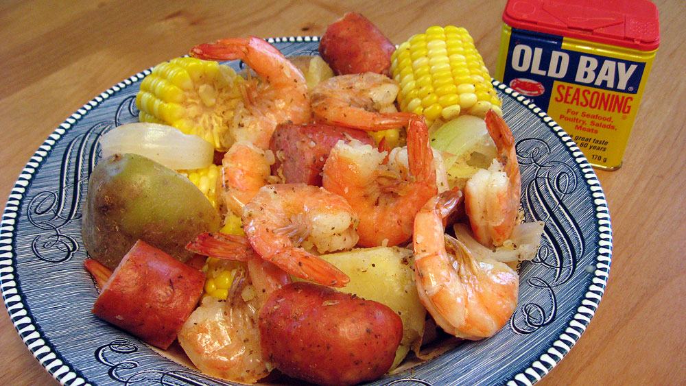 Frogmore Stew shrimp recipe (Lowcountry boil)