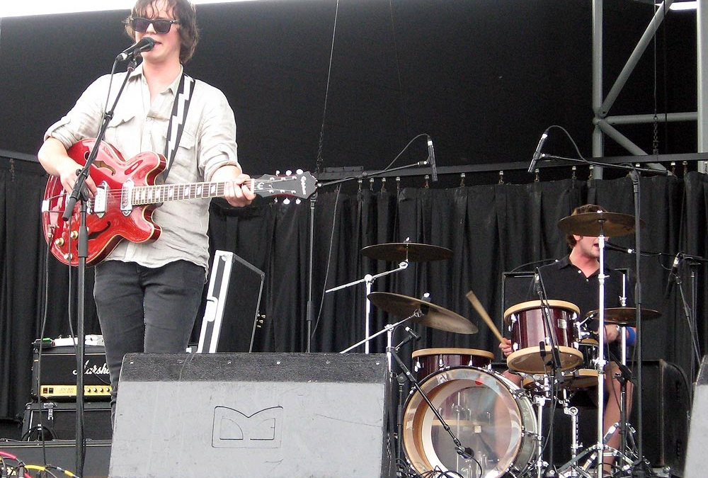 Pet Lions at Summerfest in Milwaukee