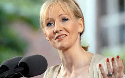 J.K. Rowling: Harvard Commencement speech