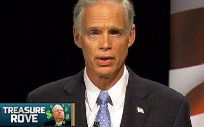 Ron Johnson for Senate with no jobs plan?