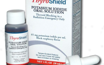 Potassium iodide: Thyroid protection from nuclear radiation