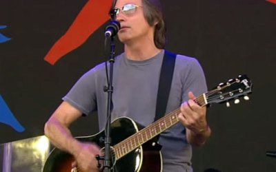 Jackson Browne, 'The Barricades of Heaven'