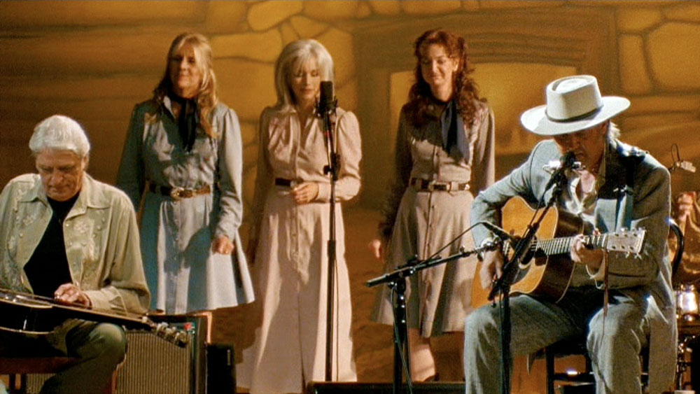 Neil Young Heart Of Gold Movie 2006