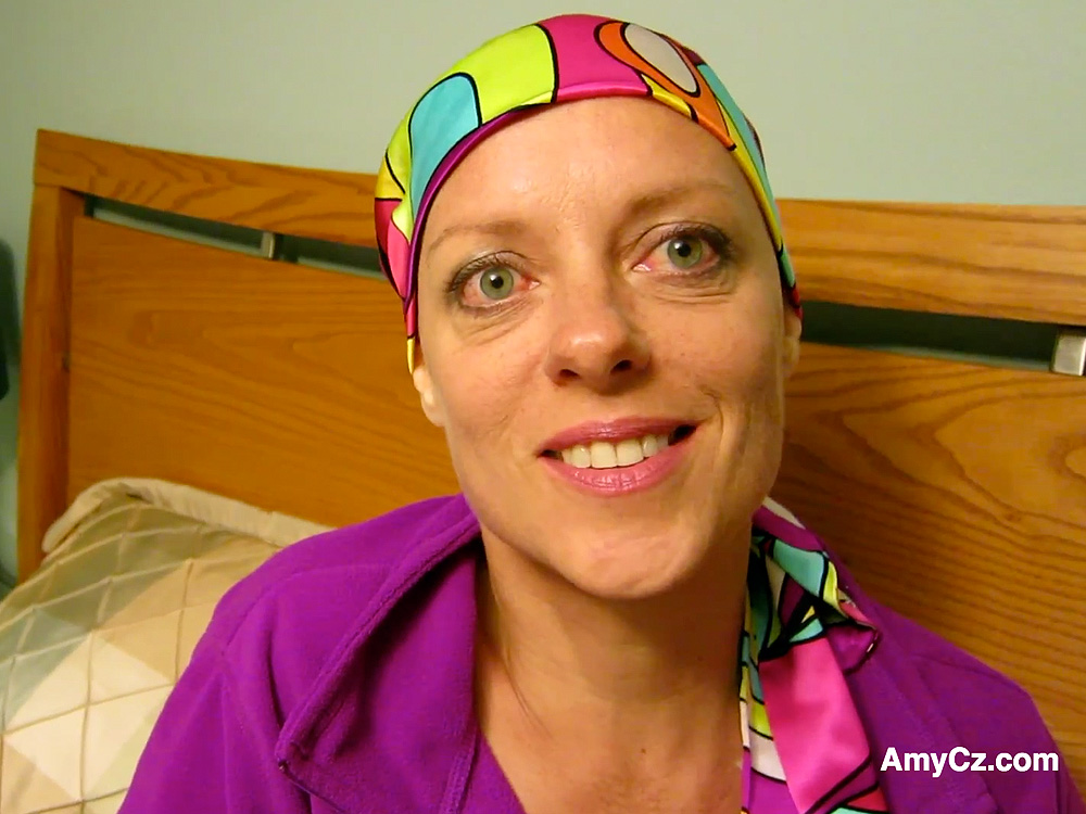 Amy Czerniec talks about the breast cancer support group Circle of Hope in Kenosha, Wisconsin