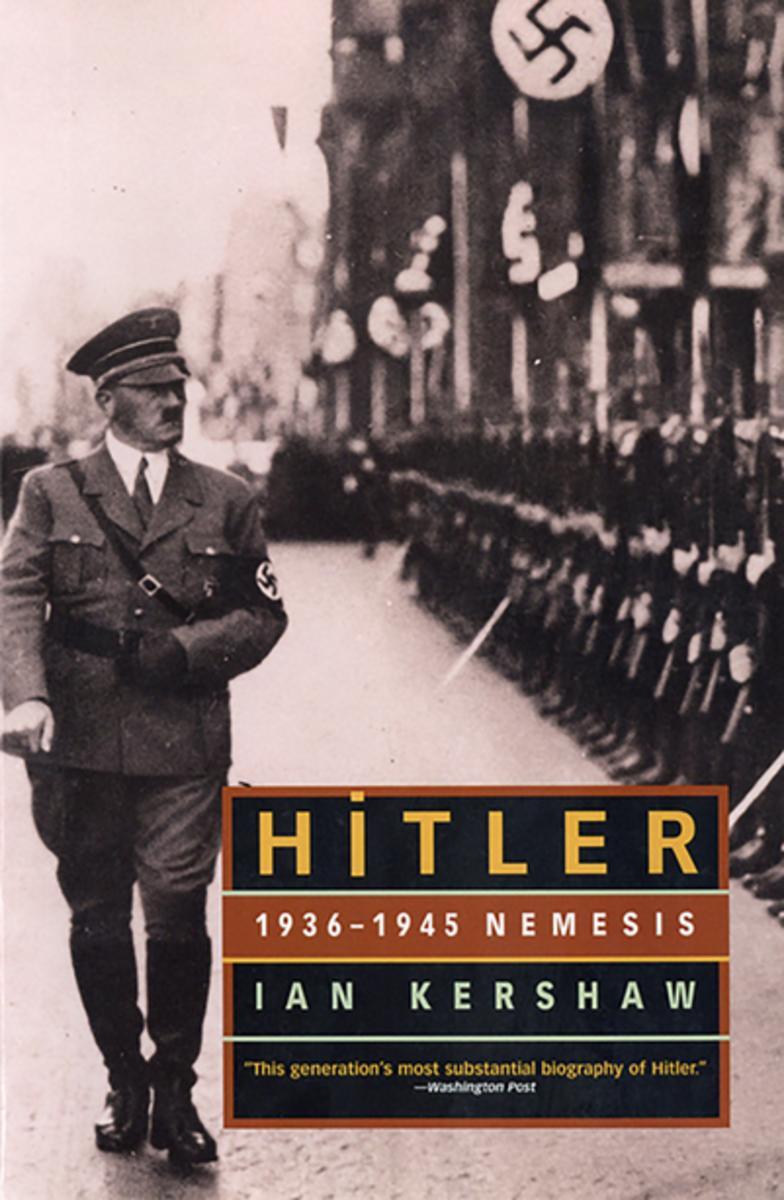 Hitler 1936-1945: Nemesis, by Ian Kershaw