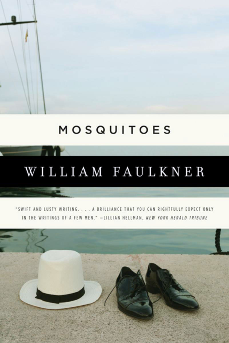 Mosquitoes, by William Faulkner