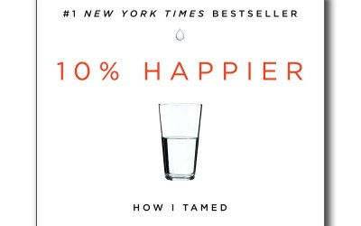 '10% Happier': Dan Harris's book on mindfulness meditation
