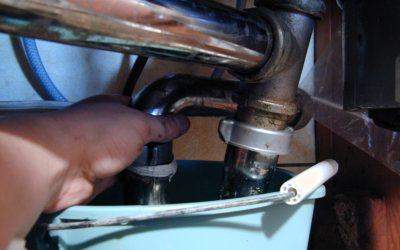 I hate plumbing