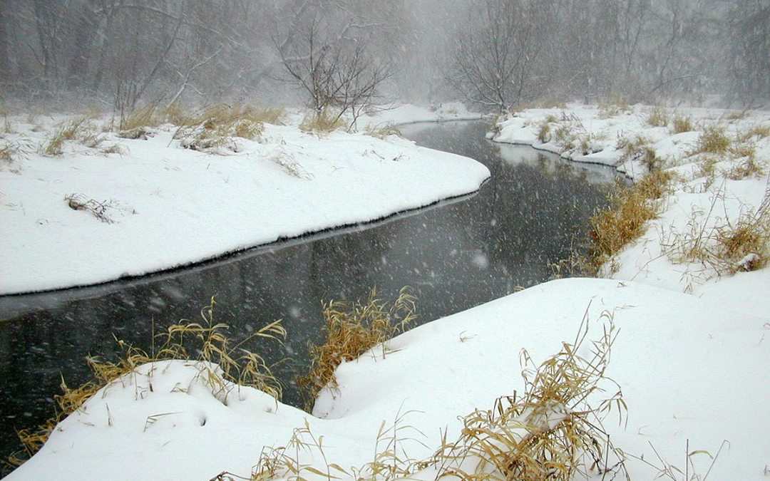 Pike River, Petrifying Springs snowstorm