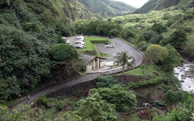 'Iao Valley State Monument: Hawaii state park on Maui