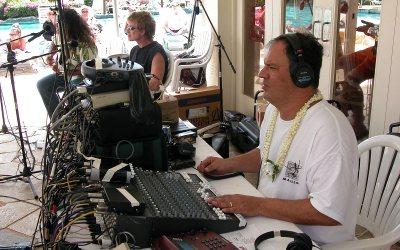 Mark Zerang, radio engineer