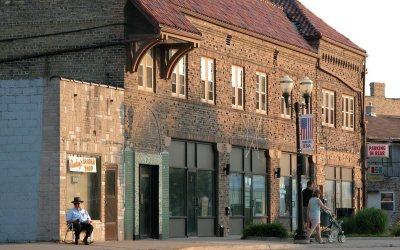 Menasha, Wisconsin: Main Street