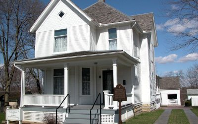 Ronald Reagan Boyhood Home, Dixon, Illinois