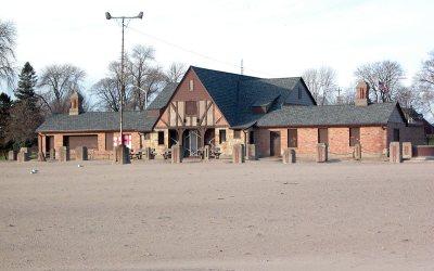 Simmons Island Beach House, Kenosha, Wisconsin