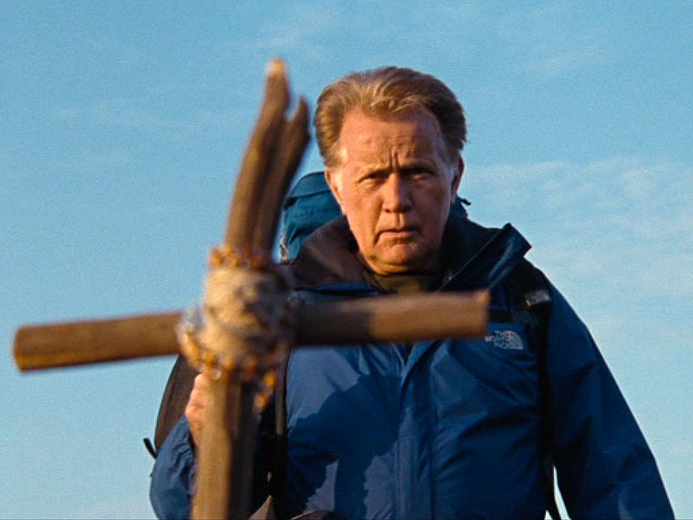 Martin Sheen in The Way (2010 movie)