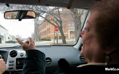 Cicero, Illinois: Tour of Shirley's childhood home
