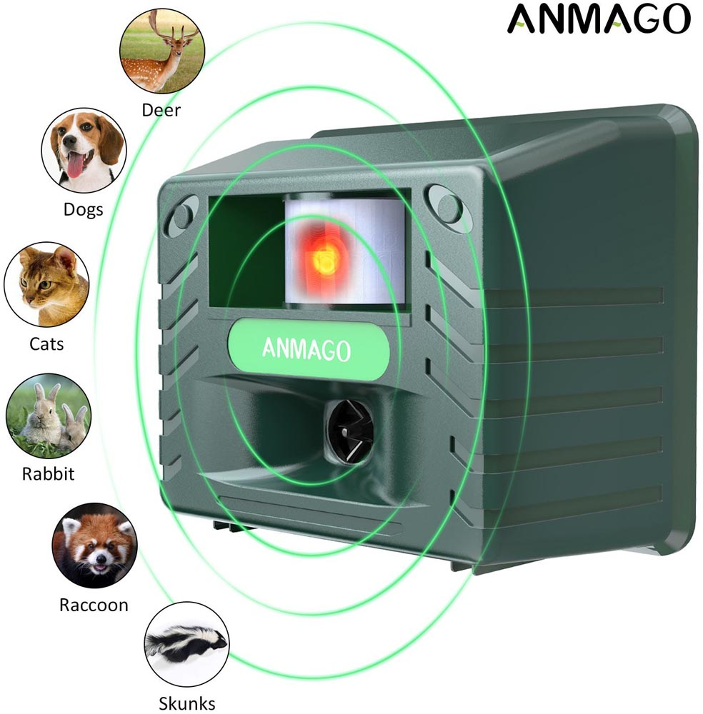 animal pest control ultrasonic