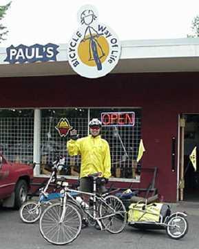 Paul's Bicycle Way of Life