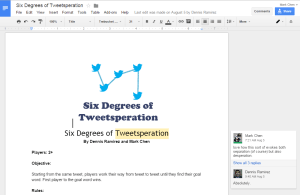 six-degrees-of-tweetsperation