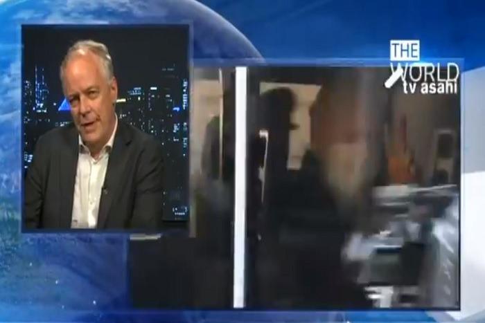 Mark Davis on the arrest of Julian Assange