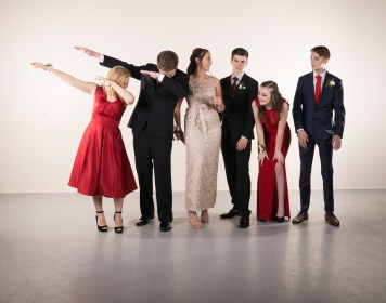 Bella Rafn, Devin Gledhill,  Emily Jensen,  Seth Reynolds,  Katie Brockley & Parker Stinchfield