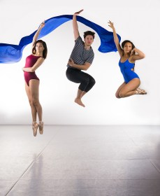 Alondra Bradley, Maxwell Jensen & Lisa Leija