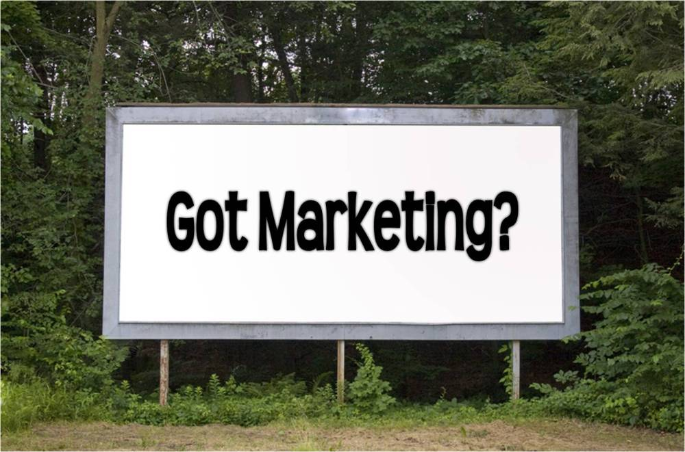 Anyone out there suffer from Marketing Withdrawal?