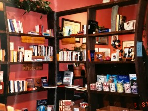 Indie bookstores take care of community