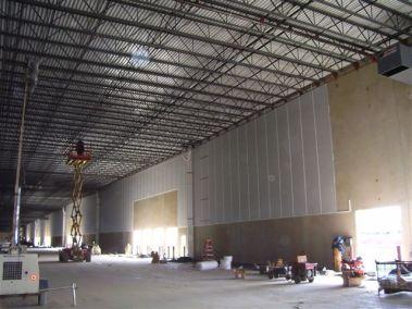 07-B tilt-up - installation walls