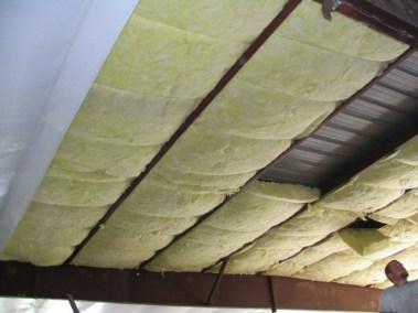 RB, 01-B ceiling-unfaced fiberglass