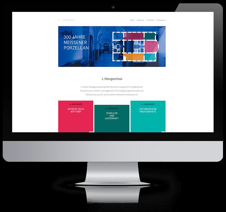 markenteam werbeagentur gmbh Meissen Porzellan-Stiftung GmbH