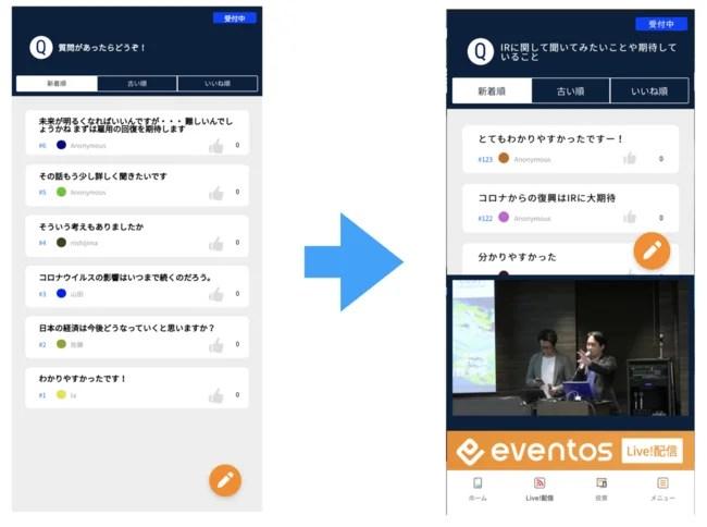 bravesoft株式会社、ライブ配信を盛り上げるリアルタイムアンケートシステム「Live!アンケート」