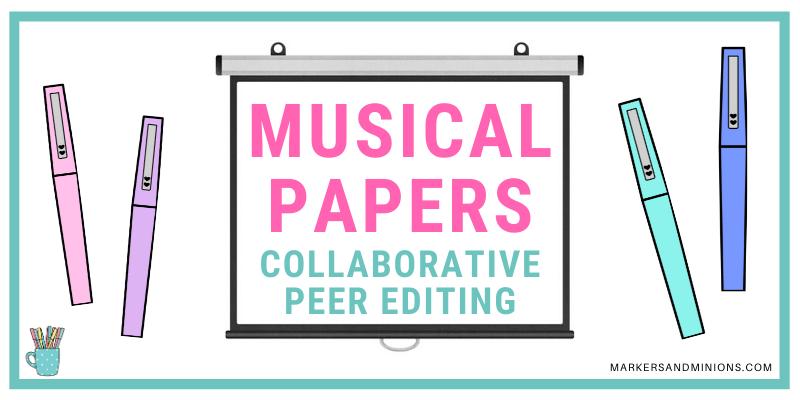 Collaborative Peer Editing Activity
