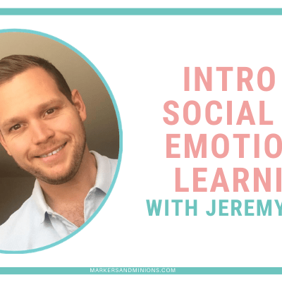 Social and Emotional Learning with Jeremy Crowe