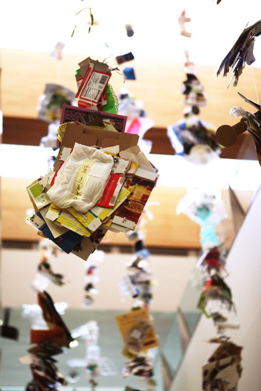 Consumption Project - Three years of consumption cleaned & curated, Cal Poly Pomona Student Center